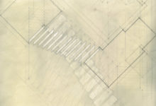 Site 144/404 STAIRCASE – (axonometric drawing)