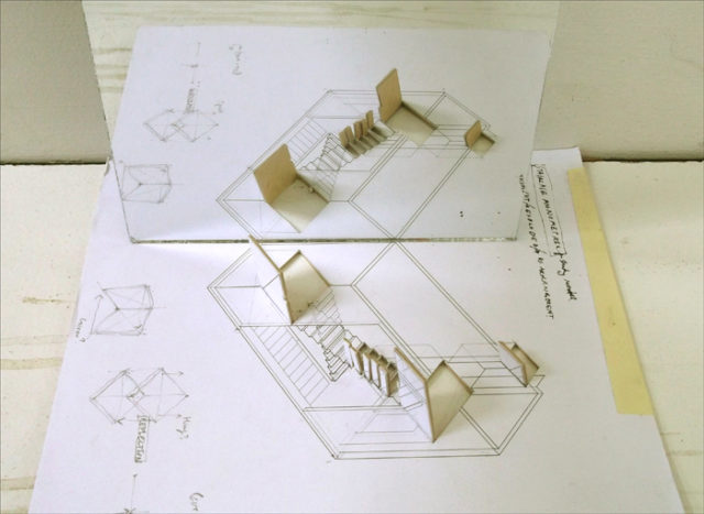 Site 144/404 – STAIRCASE (model)