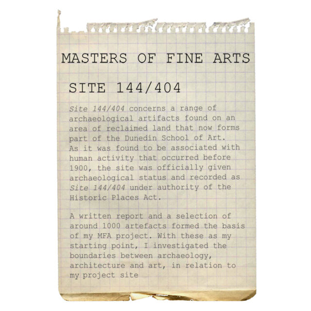 Masters of Fine Arts