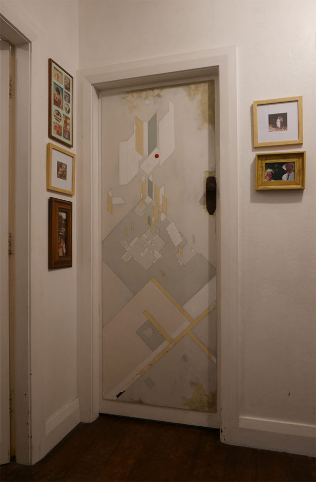 1:1 Door – in situ