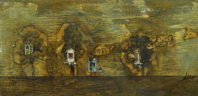 4 Treehouses