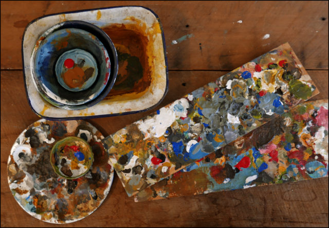 Painting Palettes