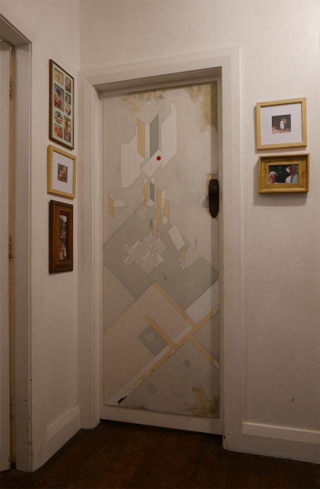 1:1 Door – in situ