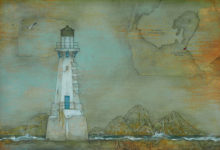 Lower Pencarrow Lighthouse (Eastbourne, NZ)