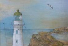 Castle Point Lighthouse (Wairarapa Coast, NZ)